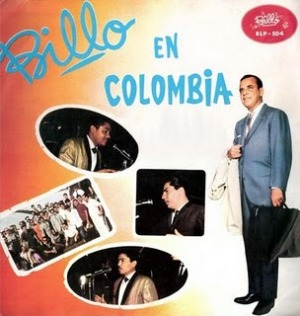 Billo en Colombia /> <p>BILLO EN COLOMBIA<br />(1964) Fonograma BLP-504 </p></div> <div> <img src=